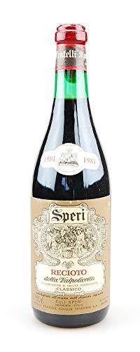 Wein 1981 Recioto della Valpolicella Classico Speri