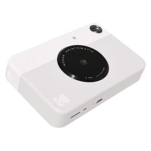 Câmera Digital Instantânea Rodomatic, Kodak, Cinza