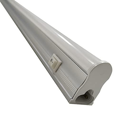 Tubo LED integrado Para Luz Indirecta con interruptor. T5 30cm, 4W. Color...