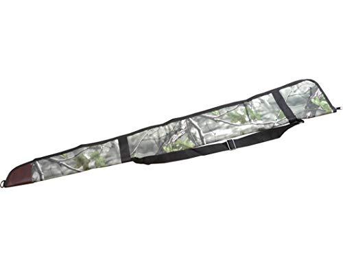 Savage Island 127/137 cm mit Fleece gefütterte Gewehrtasche Gewehr Cover Luftgewehr Schutz Jagd Schießen Tontauben - 236