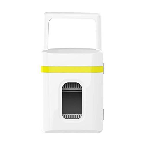 DALIBAI 10L Mini Portatile for Auto Frigorifero Intelligente di refrigerazione di Ricarica Auto Domestica Mini Frigorifero Multifunzione a Doppio Uso del Dispositivo di Raffreddamento