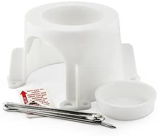 HomeAire RadonAway Single Radon-T Kit