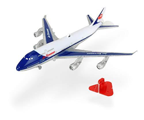 Dickie-Spielzeug 203343004 Jet Streamer - Avión para Techo