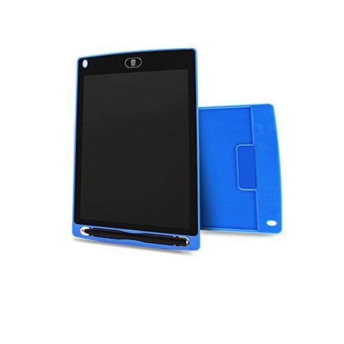 LCD schrijfbord, 8,5 inch Ultrathin Draagbaar Smart LCD Schrijven Tablet, Batterij Aangedreven Elektronisch Schrijven Board Digitale Tekening Board Grafische Tekening Tablet Duurzaam 228mm*147mm*5mm Blauw