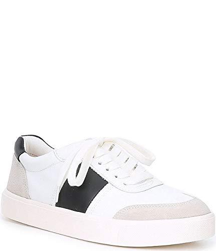[サムエデルマン Sam Edelman] シューズ 27.0 cm スニーカー Enna Leather and Suede Colorblock Sneake White/Blac レディース [並行輸入品]