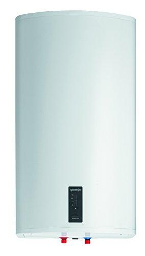 Gorenje FTG 80 SM Warmwaterboiler, 80 liter, EEK B, geëmailleerde binnenbak, 2 kW, display met temperatuurweergave, ECO-Smart-Fkt, ovaal, drukbestendig, 1 stuks, wit