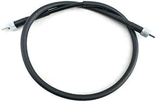 Linmot LDEG Speedometer Cable Derbi GPR 50 R/Replica (99-01) kwadrat 1.8 mm Bowden Cable Black