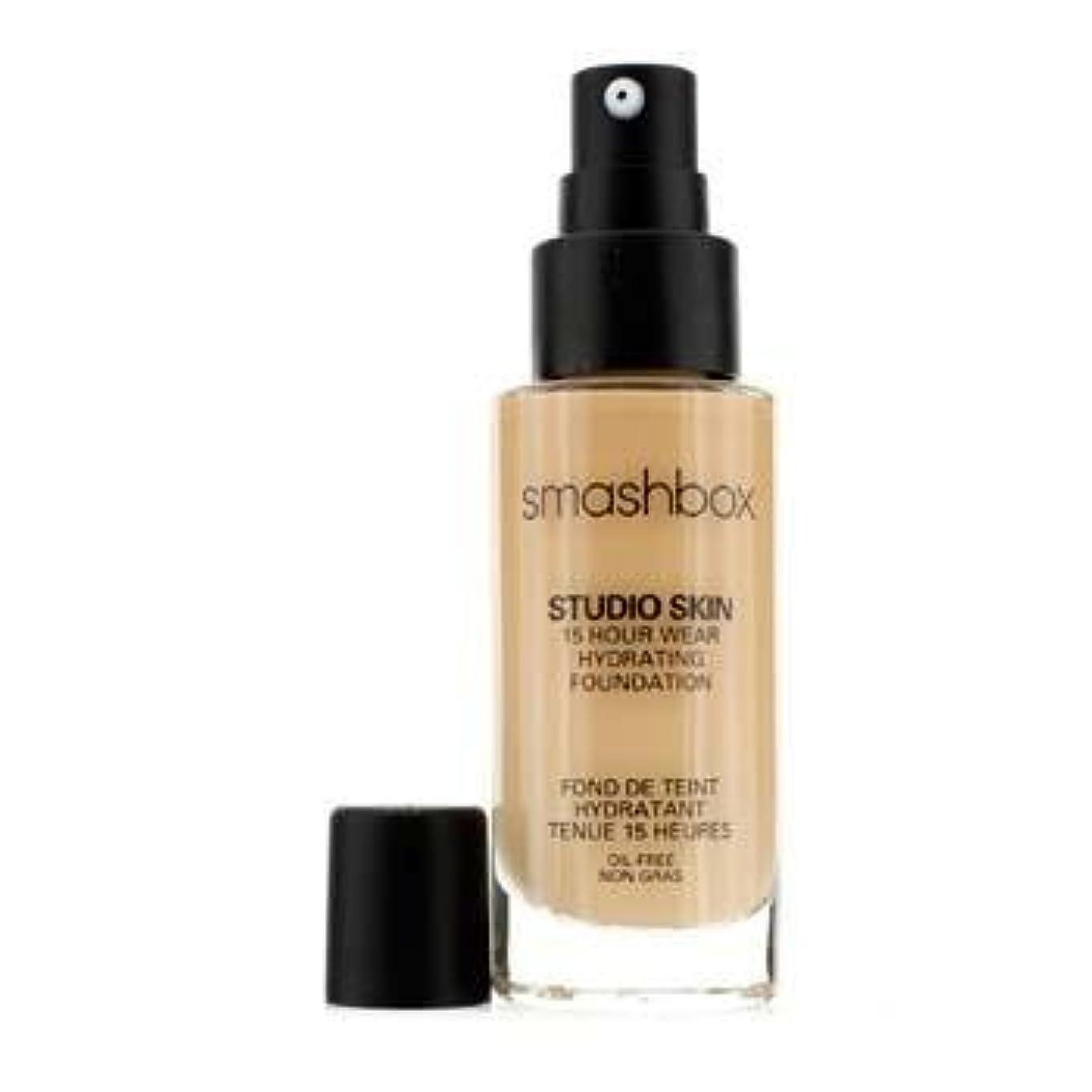 かご優越懲戒スマッシュボックス Studio Skin 15 Hour Wear Hydrating Foundation - # 2.1 Light Beige 30ml/1oz並行輸入品