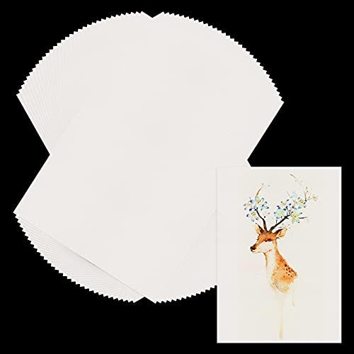 40 hojas papel de acuarela 26 x 18,4cm papel de acuarela 300 gr Bloc de Dibujo para Acuarela almohadilla de papel de acuarela de primera calidad suministros de arte para pintar
