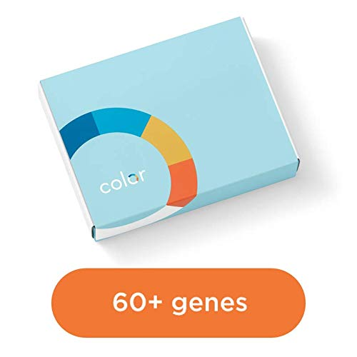 Color - Genetic Risk Test for Health, Medication Response, and Traits, 60+ Genes (Unavailable in NY State)