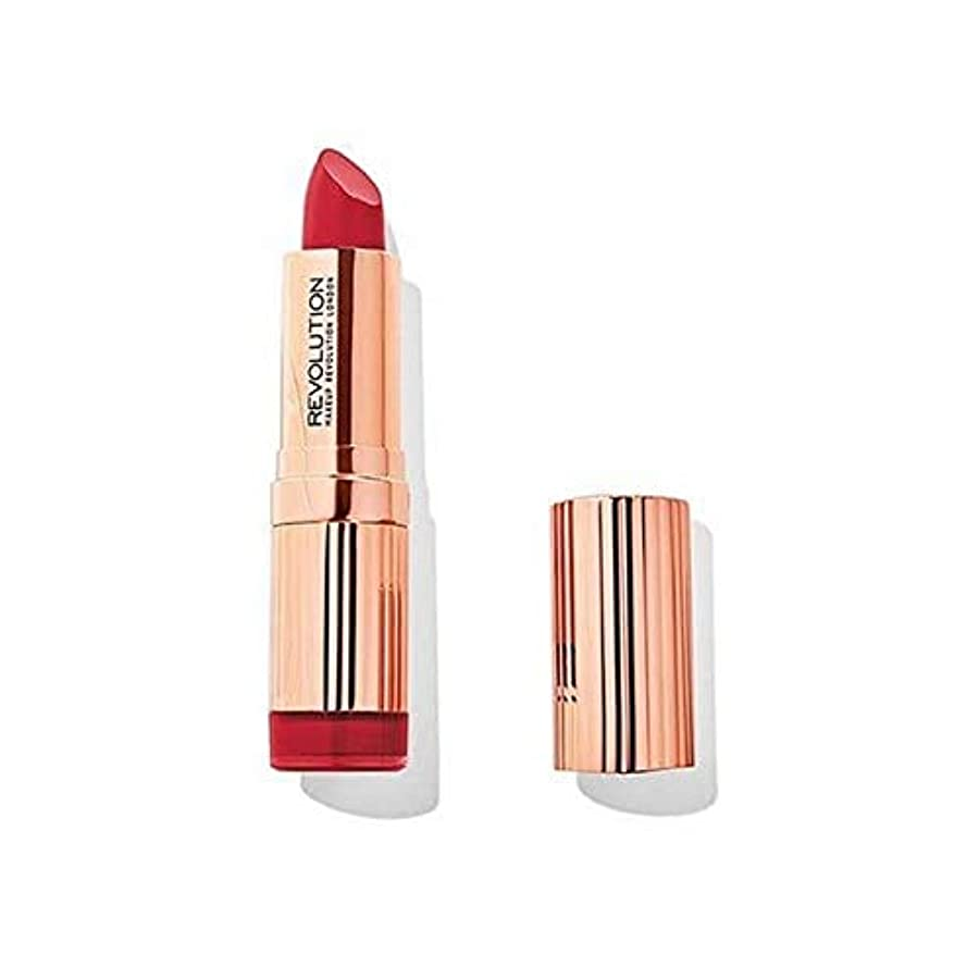 チョップバリケード青写真[Revolution ] 革命ルネサンス口紅クラシック - Revolution Renaissance Lipstick Classic [並行輸入品]