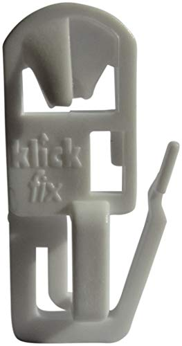 rewagi Klickfix Gardinengleiter- das Original -100 Stück im Beutel