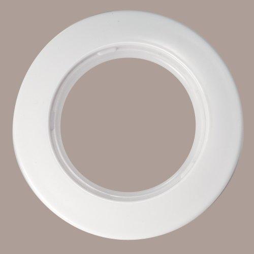 Lot de 10 Oeillets à Rideau Ø50 mm - Blanc