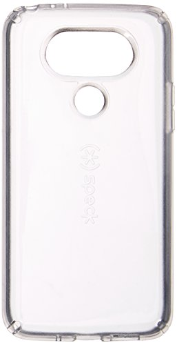 Speck Products Cell Phone Case for LG G5 - Retail Packaging - Clear