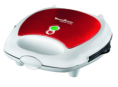 Moulinex Sw6125 3-In-1 Snack-Combi-Apparaat Red Rub