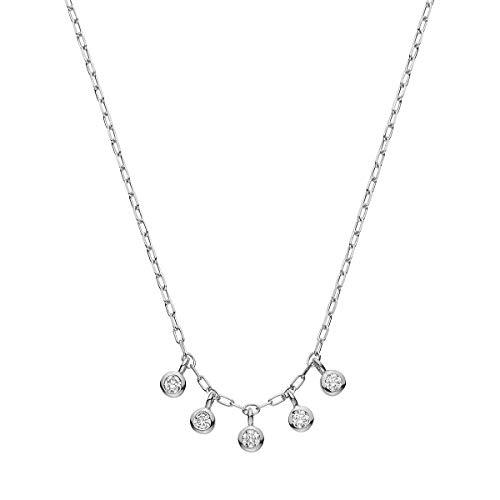 VA ヴァンドーム青山(VAvendomeaoyama) プラチナダイヤモンドネックレス【ダイヤモンド/40cm】
