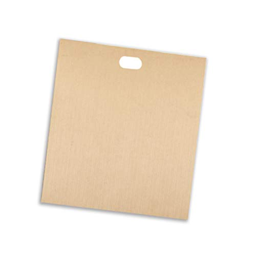 Bolsa de horno de microondas,CHshe,Bolso asado a la parilla antiadherente a alta temperatura de la barbacoa del bolso de la tostada,Material de tela de fibra (B)