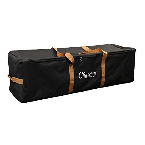 Chaseley Extra-Große Reisetasche Tasche für Lagerung Aufbewahrung 155x46x46 XXL Weihnachten Weihnachtsbaum Markise Kleidung Spielzeug Werkzeug Robust Doppelt Genäht UV- Wasser-Resistent