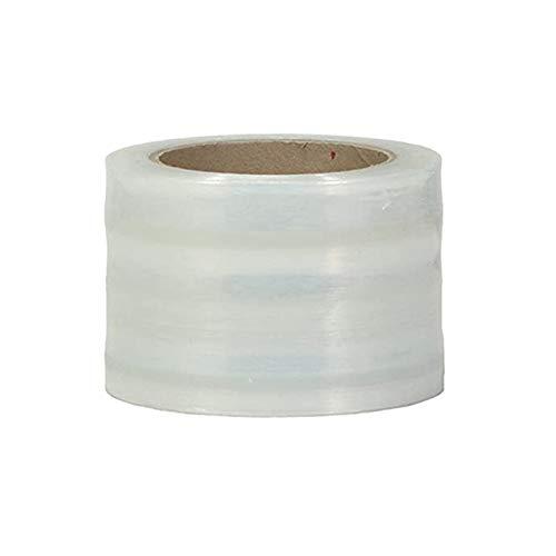 Baalaa - Pellicola di strisciamento per pallet di plastica trasparente, 3 cm, lunghezza 200 m