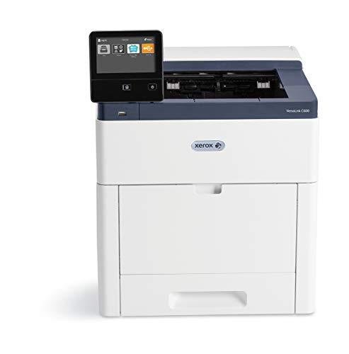 Xerox VersaLink C600V_DN - Laser-Drucker (Laser, Farbe, 1200 x 2400 DPI, A4, 700 Blätter, 53 Seiten pro Minute)