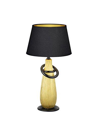 Reality lampen Tafellamp, keramiek, stoffen kap
