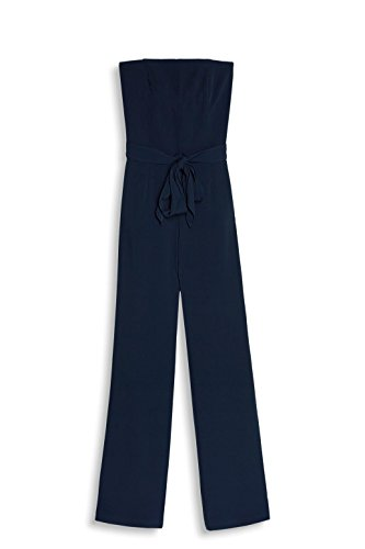 ESPRIT Collection Damen Jumpsuit, Blau - 3