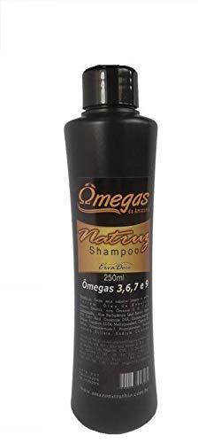 Shampoo Natruz Com Óleo De Avestruz Amazon Struthio 250ml
