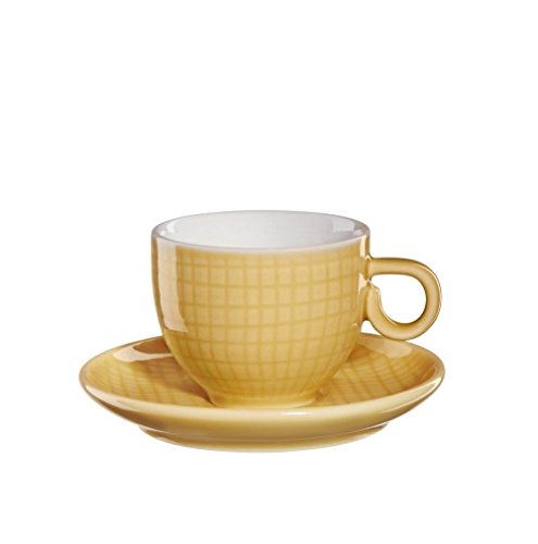 Espresso cup with Saucer 0 08L