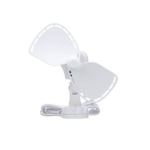 Caframo Ultimate Ventilador, 12 V, Blanco