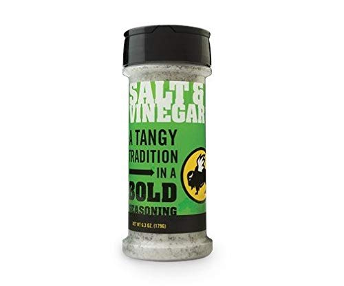 Buffalo Wild Wings Seasoning (Salt & Vinegar), 6.3 Ounce