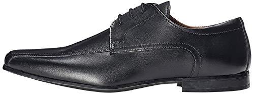 find. Alias, Derby chaussures Homme - Noir (Black) - 43 EU