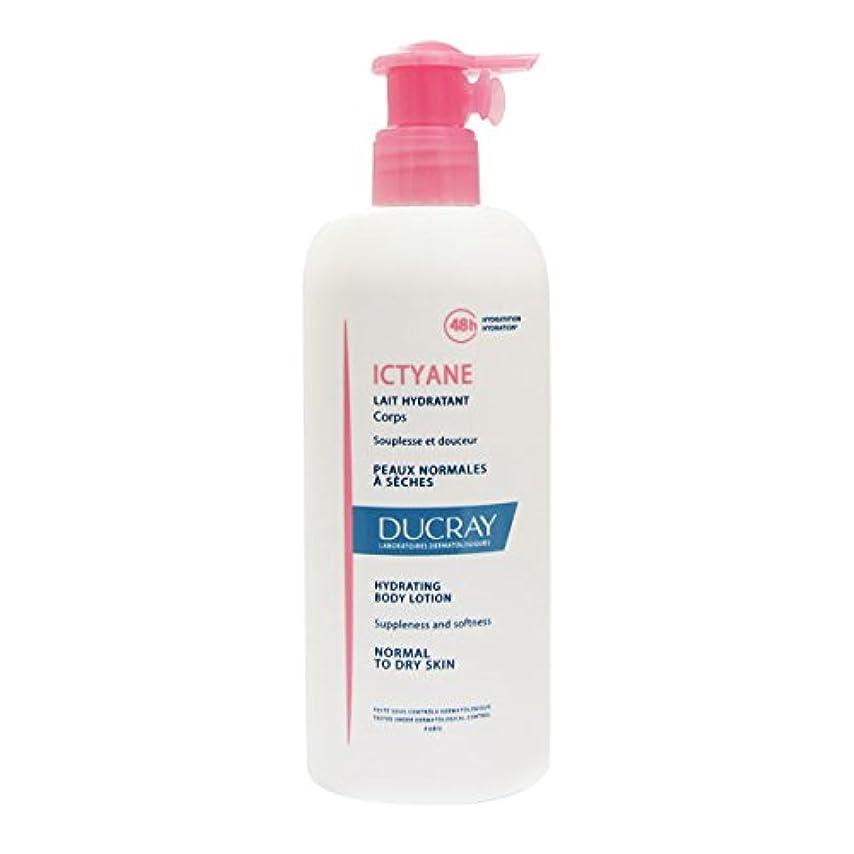 遠近法光景支配するDucray Ictyane Hydrating Protective Lotion 400ml [並行輸入品]