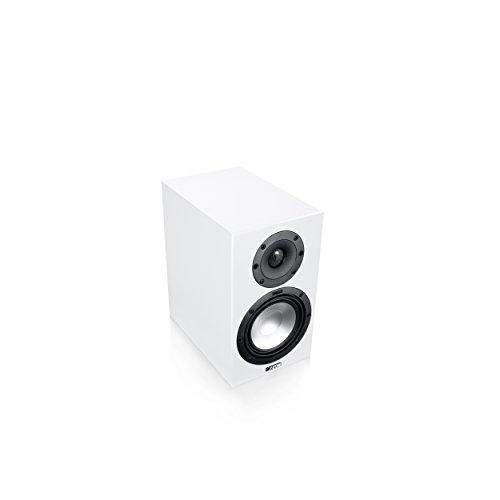 Canton GLE 426.2 70W Weiß - Lautsprecher (2-Wege, Verkabelt, 70 W, 42-40000 Hz, Weiß)