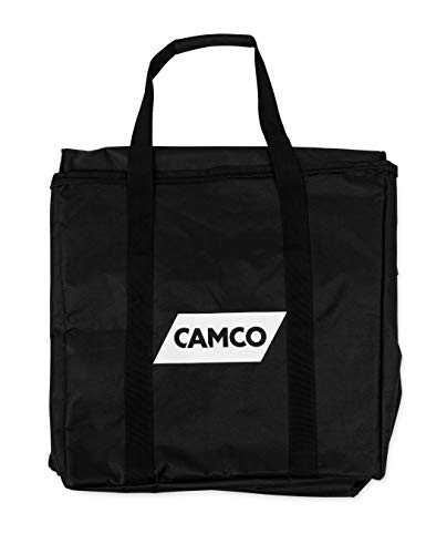 Camco 41530 Portable Toilet Storage Bag - Safely Stores and Protects Your Portable Toilet - Compatible with Portable Toilets Up to 5.3-Gallons