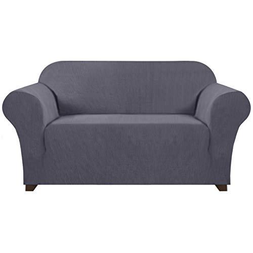 Stylish Lycra Jacquard Sofa Cover for Living Room High Stretch Sofa...