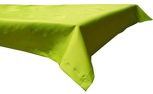beo Table d'extérieur Plafond rectangulaire imperméable, 76 x 76 cm, Vert Clair