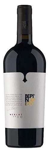 BEPIN DE ETO Vino rosso MERLOT BOTT 75 CL - IMBALLO DA 6 BOTTIGLIE DA 75 CL
