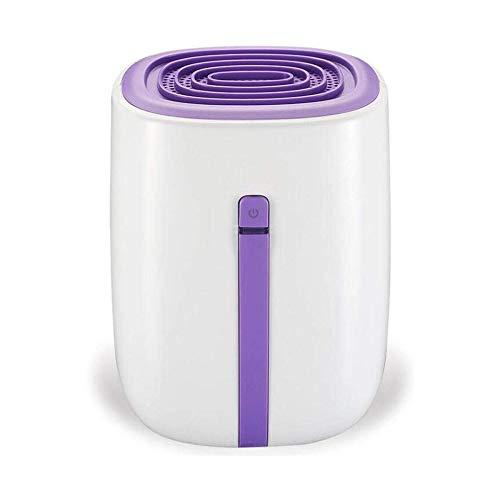 %17 OFF! GGRYX Mini Dehumidifier, 500ml Electric Dehumidifier Compact Portable, Air Dehumidifier Det...