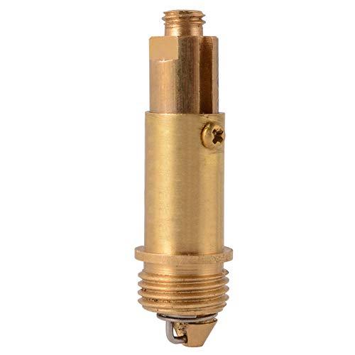 Perno sy Sink Ligero Empuje universal Reemplazo Tapón de drenaje de cobre Pop Up Bañera