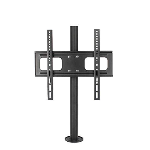 Equipo diario 32 TV LCD de 55 pulgadas Soporte giratorio de 360 grados Soporte de pared divisoria para TV LCD Soporte giratorio de partición Soporte de piso Base giratoria de pared para TV Ajuste