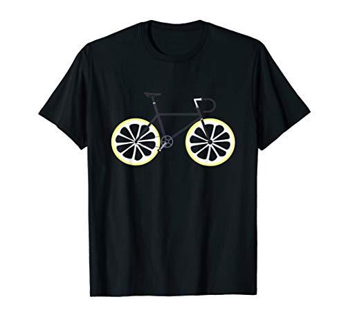 Lemon Bike Fixie Velo Fitness & Sport - Fahrrad T-Shirt