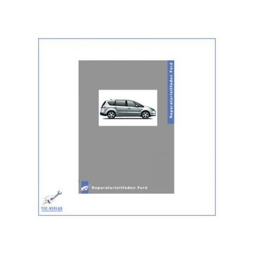 Ford S-MAX (ab 06) 6-Gang Automatikgetriebe AWF21 - Werkstatthandbuch