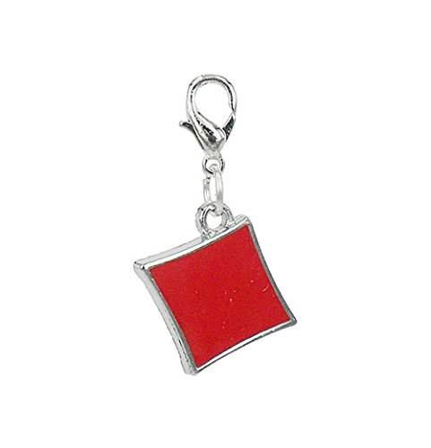 Charming Charms Charm Fliesen aus Stahl by
