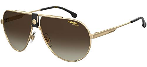 Carrera 1033/S Gafas, Gold, 63 Unisex Adulto