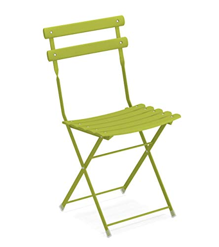 Emu Arc en Ciel Folding Chair Art.314 Color Green 60