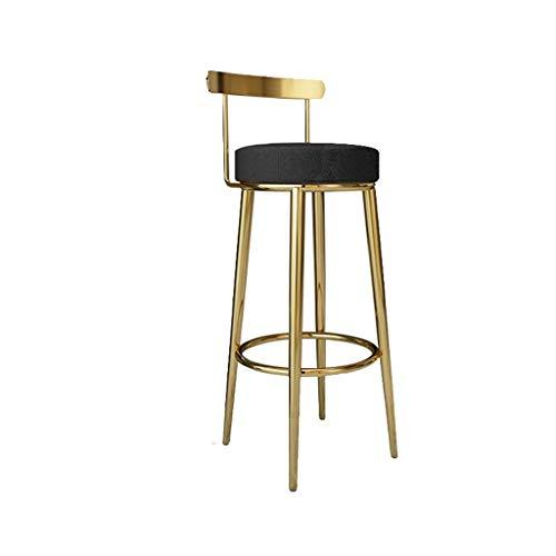 GXJ-stool Chang-dq Taburetes de pie Alto Sillón de salón Dorado Mesa de...