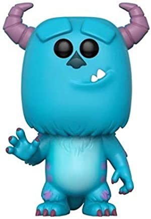 6708252c4 Disney: Monster's Sulley Collectible Figure, Multicolor