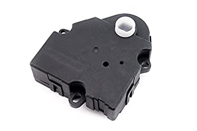 Air Door Actuator - Replaces 15-73952, 52495593, 89018374, 604-112 - Fits 2003-2014 Chevrolet, Chevy, GMC, Cadillac, Hummer Models - HVAC Blend Control Actuator - Air Heater Blend Door