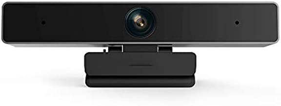 WDFDZSW 1080P HD Streaming Webcam with Built-in Microphone, Graphite Auto Color Correction Web Camera for Streaming Record...