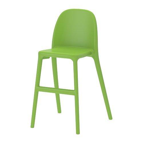IKEA Urban alta sillas en verde
